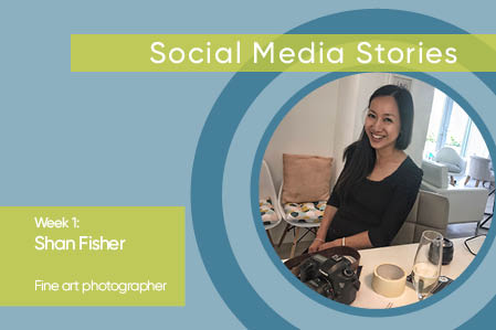 Shan Fisher - Social Media Stories