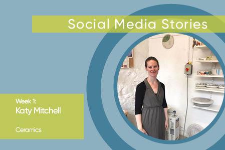 Katy Mitchell social media story