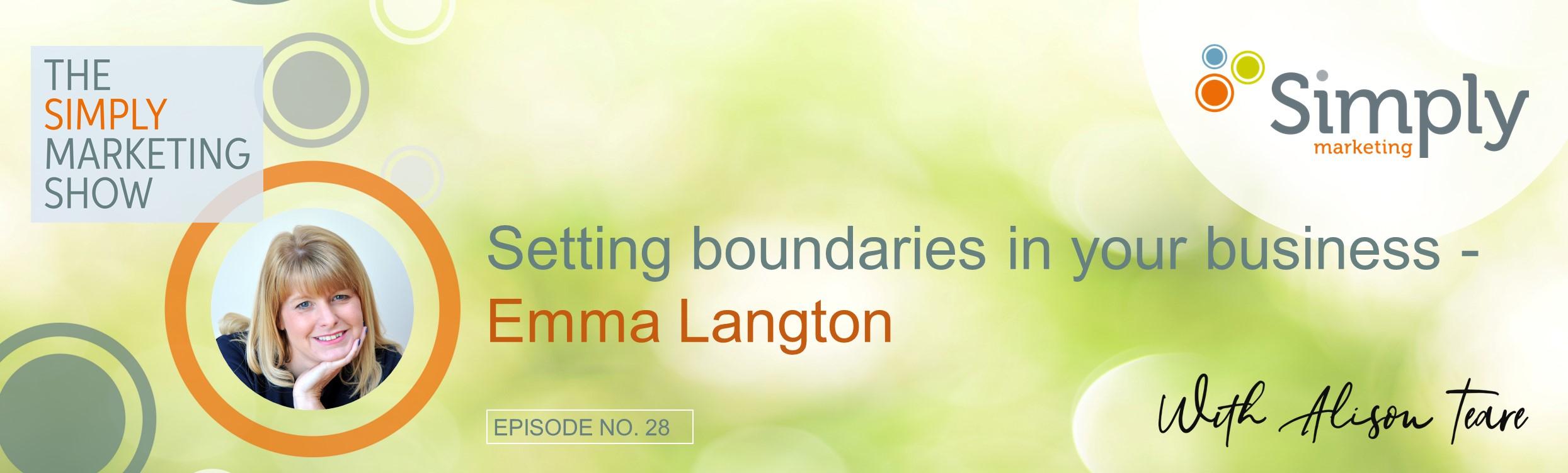 boundaries in business