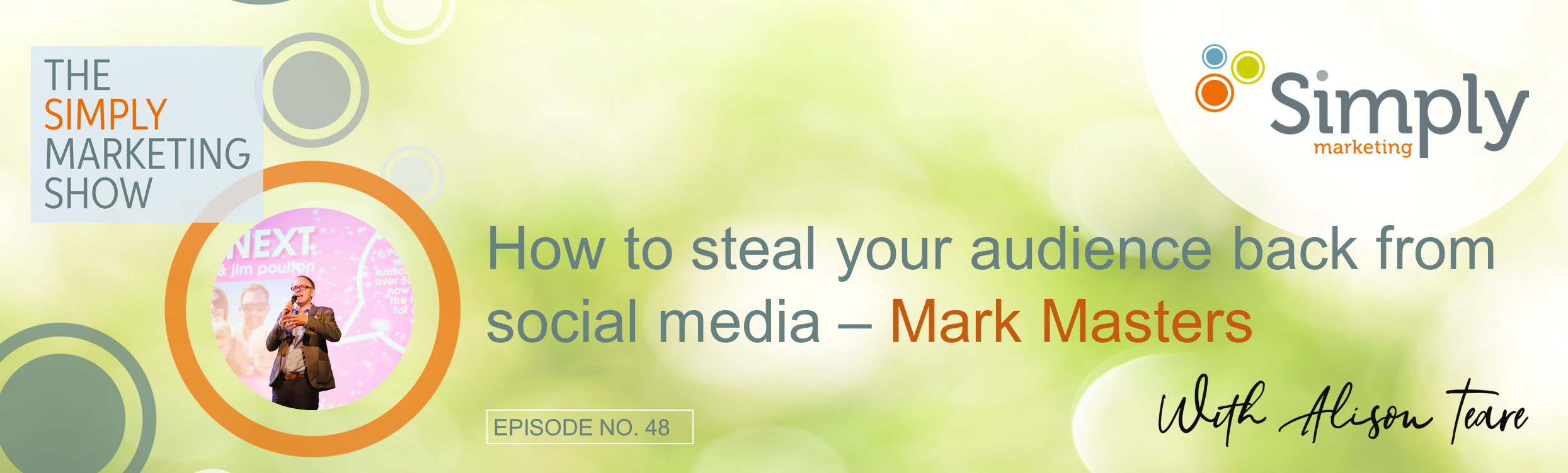 steal your sudience back