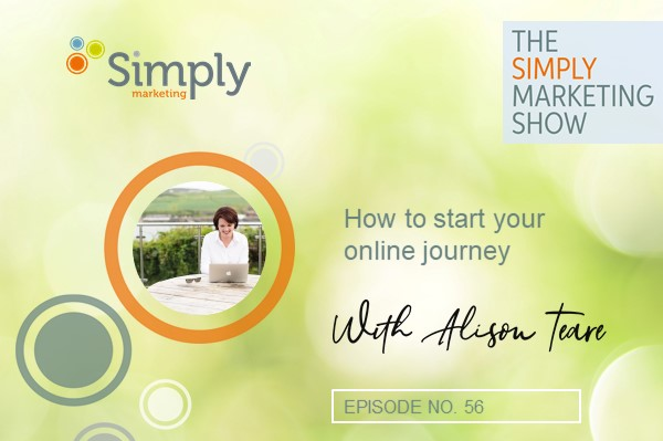 start your online journey