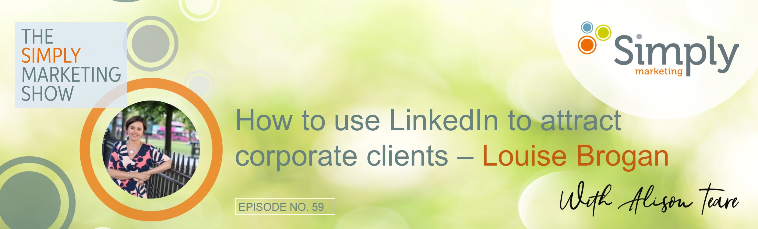 use LinkedIn to attract corporate clients