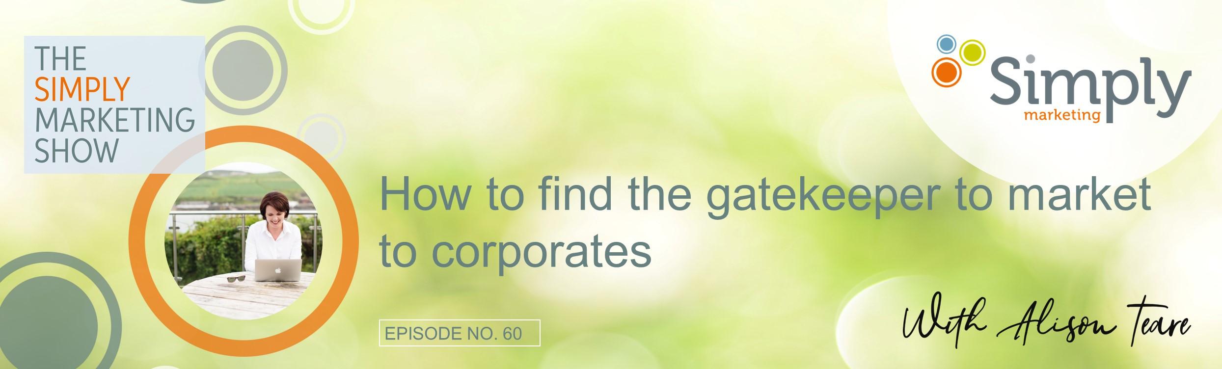 market to corporates