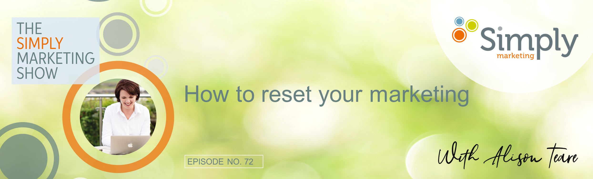reset your marketing